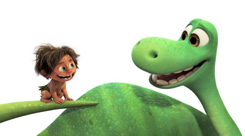 The good dinosaur. Visuals in the classroom