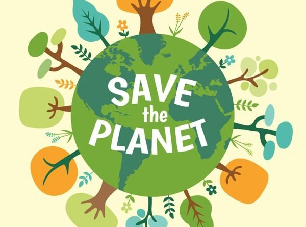 Save our planet. Digital textbooks & Education resources as a source of inspiration.