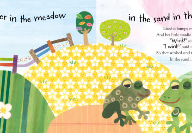 Over in the meadow. Overview of phonics and word study.